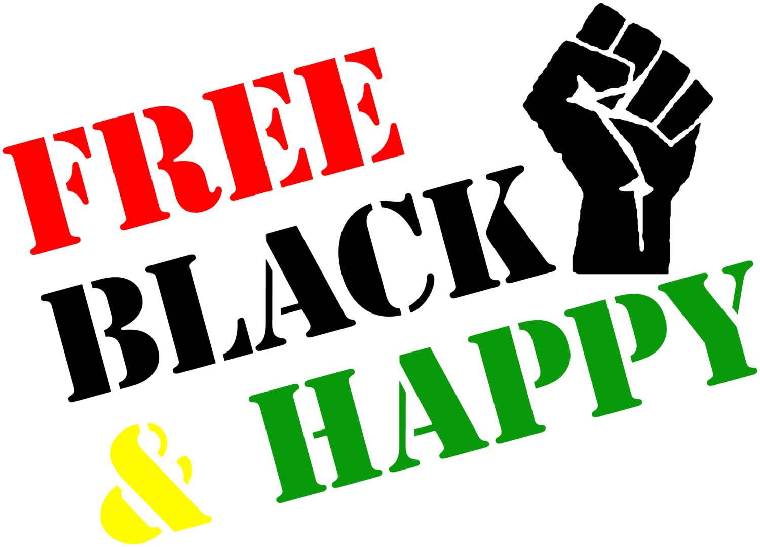 Free Black & Happy